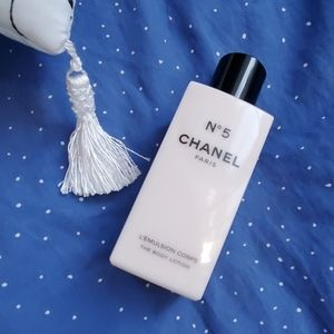 Chanel 5 body lotion 6,8 oz